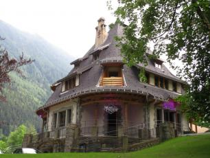 A new jazz club in chamonix town for Affiliation maison des artistes