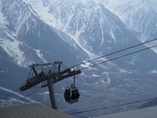 Vallee de Chamonix aujourd'hui