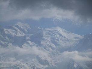 Mont Blanc aujourd'hui