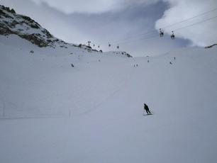 Grands Montets today - Bochard