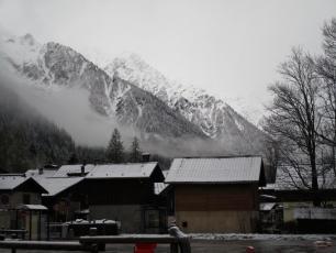 Chamonix today