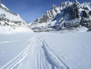 Vallee Blanche today