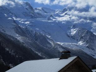 Chamonix today