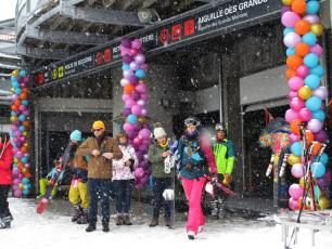 Grands Montets Closing 2017