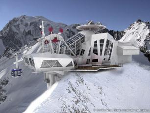 New Funivie del Monte Bianco cableway opens soon!