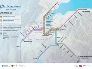 Léman Express trait, http://lemanexpress.ch/#demain-plan-du-reseau