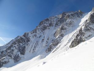 Les Droites, Mont Blanc Massif