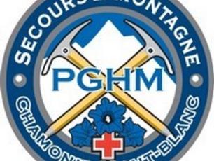 Logo du PGHM Chamoniix