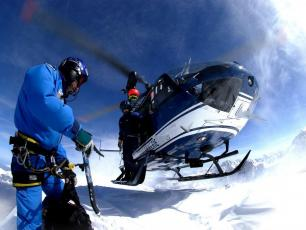 PGHM rescue team Chamonix