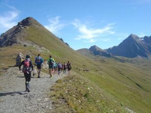 The Ultra-Trail of Mont-Blanc (UTMB®)