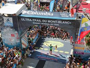 The Ultra-Trail of Mont-Blanc (UTMB®) 2015
