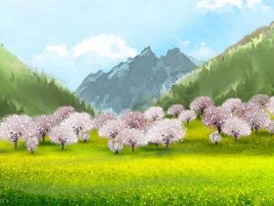 Adopt an alpine cherry tree at Skyway Monte Bianco