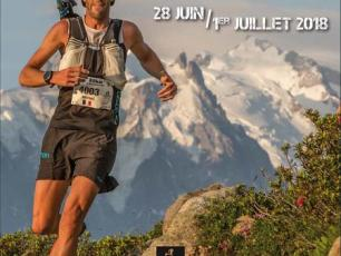 2018 Marathon du Mont-Blanc Poster. Photo source: @chamonix.com