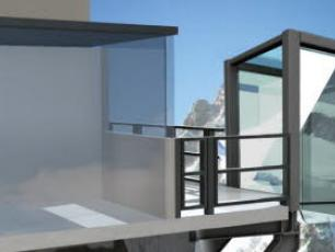 "The Aiguille de Midi: ""Step in the Void"" - architect's design"