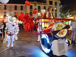 Le village et marché de Noël à Chamonix @ Chamonix.net