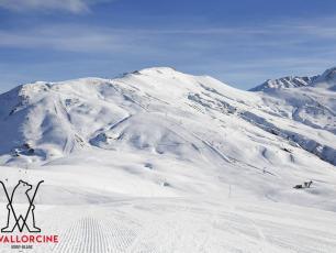 The Le Tour Balme Vallorcine ski area
