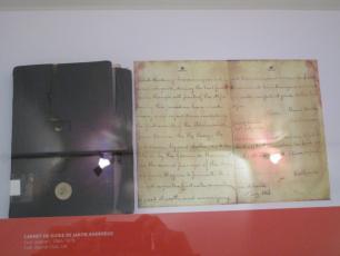 Jackob Anderegg's alpine diary