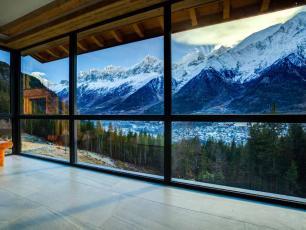 Le Chalet Mont Blanc, photo source @lechaletmontblanc.com