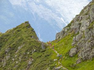 Chamonix Mountain Running Festival 2021. Photo source: @https://chamonixrunfest.com/