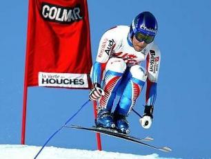 Chamonix Skier Kandahar