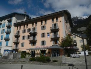 Chamonix Tourist Office with Electric Bikes