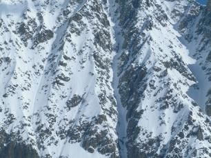 The Angelique couloir. photo source: www.camptocamp.org