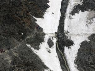 Tragedy on the Gouter Route to Mont-Blanc