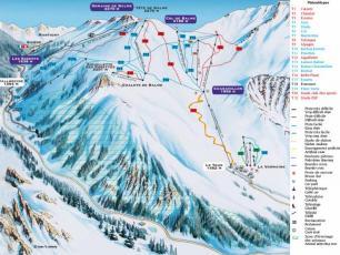The Balme ski area