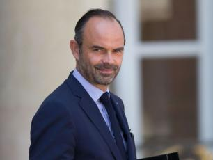 The Prime Minister Édouard Philippe. Photo source: @lopinion.fr
