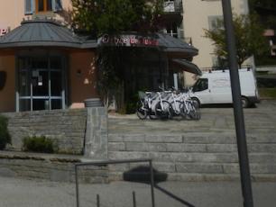 Electric Bikes in Chamonix