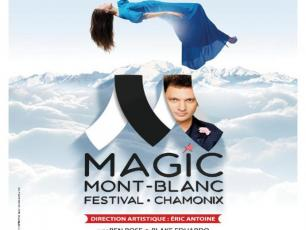 Magic Mont-Blanc Festival à Chamonix du 11 au 13 avril 2018. Photo source: @chamonix.fr
