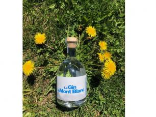 Le Gin du Mont-Blanc