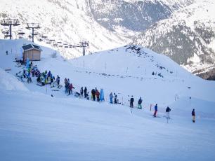 Grands Montets, Chamonix Valley