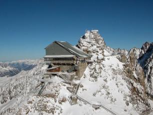 Grands Montets Top Station