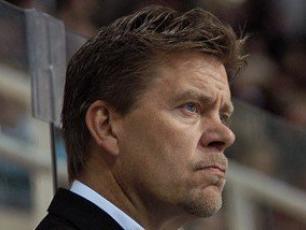 Heikki Leime the new coach of the Pioneers. Photo source: @www.twitter.com/SwissHabs