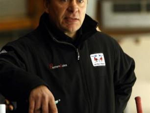 Heikki Leime the new coach of the Pioneers. Photo source : @www.ledauphine.com