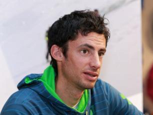 Kilian Jornet is the triple winner of the 2008, 2009 and 2011 editions of UTMB