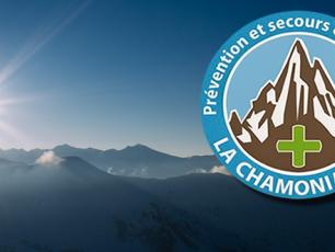 La Chamoniarde, local mountain security association. photo source: @www.radiomontblanc.fr