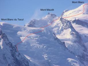 The Traverse of the 3 Monts. photo source: www.camptocamp.org