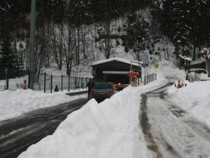 Le tunnel des Montets