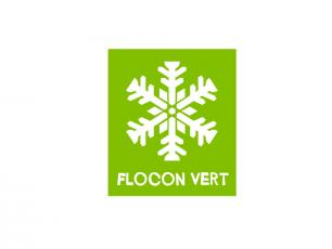 Chamonix awarded again with the Flocon Vert