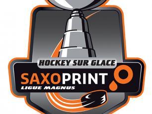 Saxoprint Ligue Magnus - Logo
