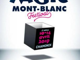 Magic Mont-Blanc official poster, source @www.savoie-mont-blanc.com