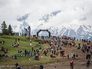 Marathon du Mont-Blanc. Photo source: @ski-nordique.net