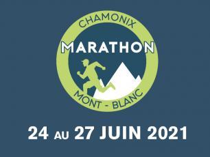Le Marathon du Mont-Blanc est prévu du 24 au 27 juin 2021. Préinscription ouverte jusqu'au 9 novembre 2020. Photo source @ reg-livetrail.net