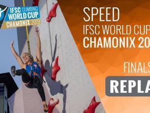Chamonix Climbing World Cup 2019