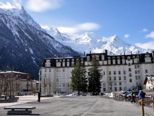 Alpine Museum in winter