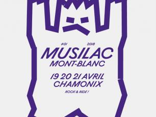 Musilac Mont-Blanc 2018: poster. Photo source: @www.facebook.com/musilacmontblanc