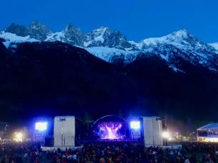 Musilac Mont Blanc Chamonix