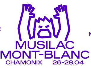 Musilac Mont Blanc poster, source facebook @musilacmontblanc